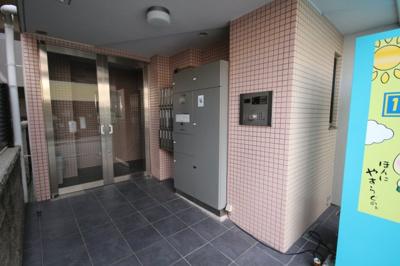 【エントランス】アクシスコート六甲道