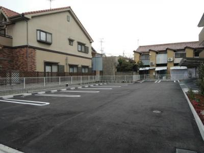 【駐車場】クレバーハウス