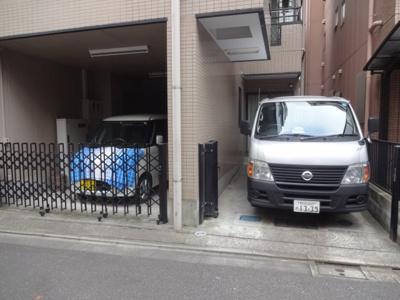 【駐車場】EXCEL MINYU