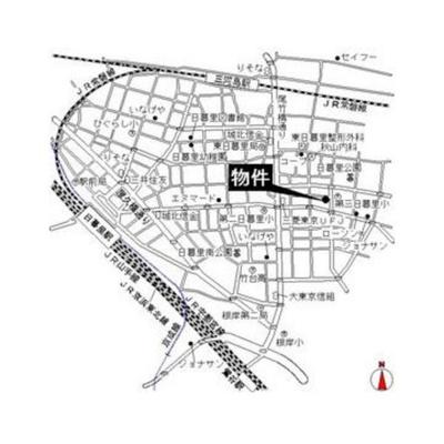 【地図】EXCEL MINYU