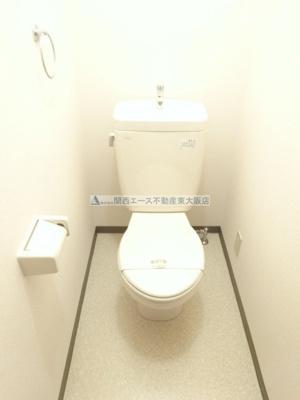 【トイレ】エーデルハイム