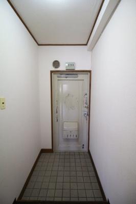 【玄関】ゼフィール板宿