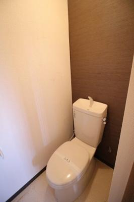 【トイレ】ゼフィール板宿