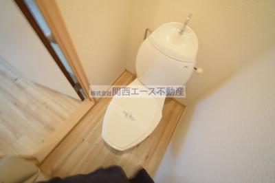【トイレ】山中ハイツ