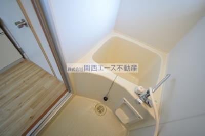【浴室】山中ハイツ