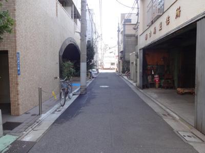 【周辺】ライオンズマンション鶯谷第2