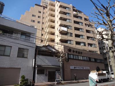【外観】ライオンズマンション鶯谷第2