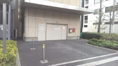 【駐車場】キングマンション心斎橋東