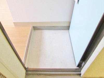 【玄関】エスポワール高鷲