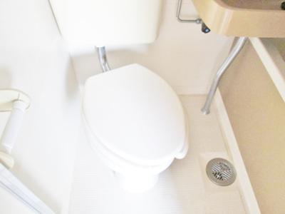 【トイレ】エスポワール高鷲
