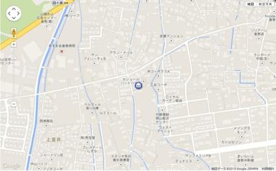 【地図】ヴァンベール