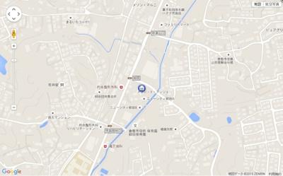 【地図】メゾン・ド・アンジュ