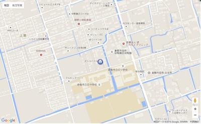 【地図】さくらハイムA