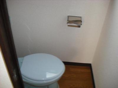 【トイレ】エスコーポ平野