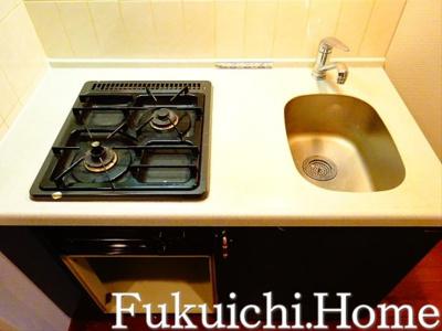 【キッチン】トーシンフェニックス笹塚参番館