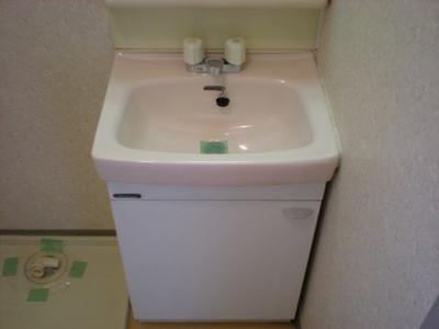 【独立洗面台】ローズコート