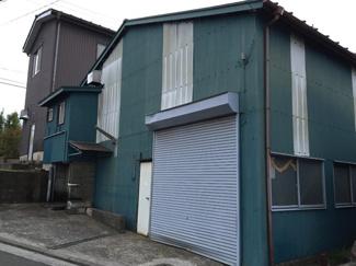 【外観】新吉田町5141B貸工場・貸倉庫