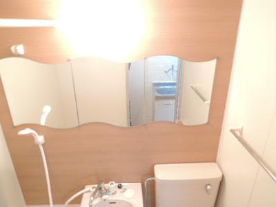【浴室】レガーレ駒川