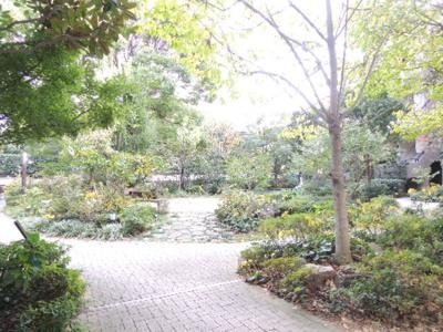 【庭】ガーデンハイツ加美