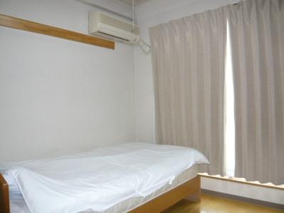 【寝室】ブロスコート六甲2