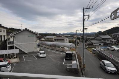 遠くに新尾道大橋が見えます!