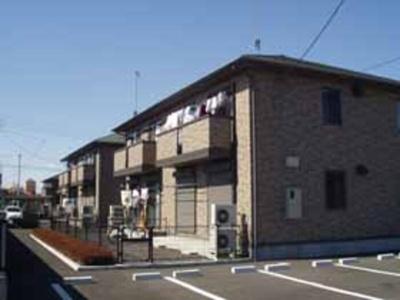 【外観】リビングタウン太田A