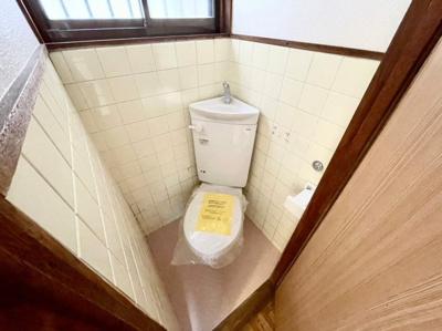 【トイレ】高見の里6丁目貸家