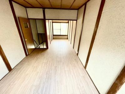 【キッチン】高見の里6丁目貸家
