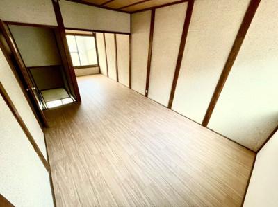 【洋室】高見の里6丁目貸家