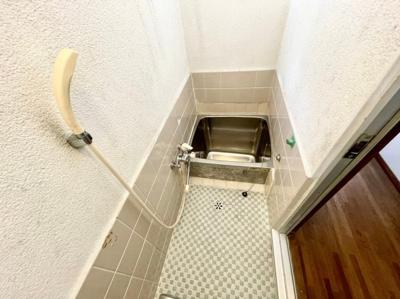 【浴室】高見の里6丁目貸家