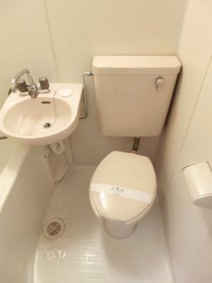 【トイレ】ベルメゾン井上