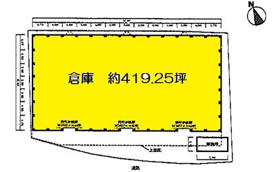 【外観】新鴻池町 東大阪第2倉庫