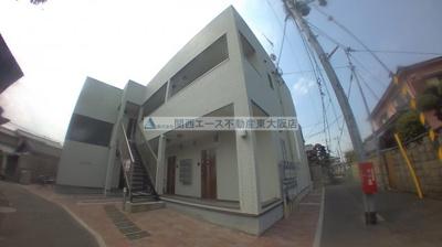 【外観】ALEGRIA東大阪