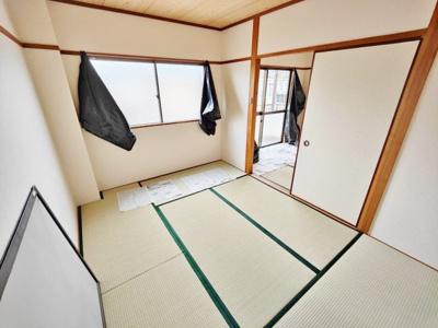 【寝室】吉田マンション