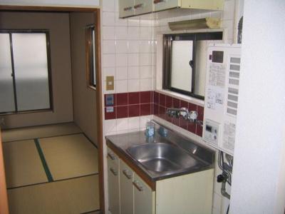 【キッチン】平野ビレッジパート1