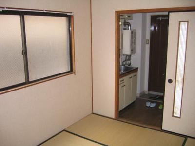 【和室】平野ビレッジパート1