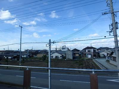 【展望】蓮池 坂井邸