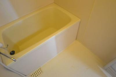 【浴室】フローラルハイツ千旦