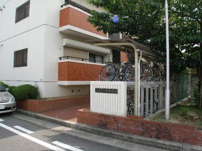 【外観】シャルマンコーポ香櫨園