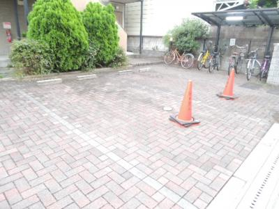 【駐車場】ハイツサーティワン