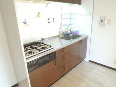 【キッチン】進和グレーシーハイツ