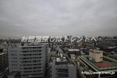 【展望】HF早稲田レジデンスⅡ