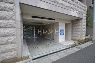 【エントランス】HF早稲田レジデンスⅡ