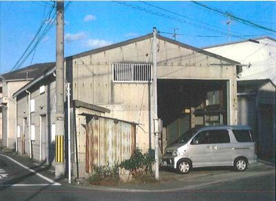 【外観】瓜破東 サカタリース倉庫