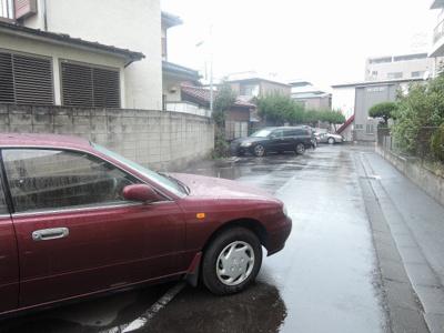 【駐車場】鶴見パールハイム