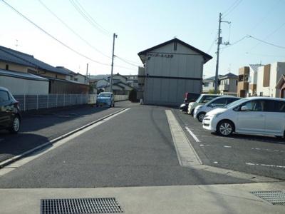 【駐車場】シャンポール八王寺