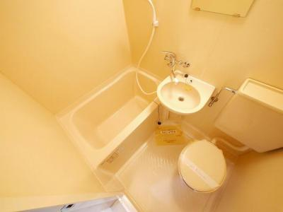 【浴室】芝辻マンション