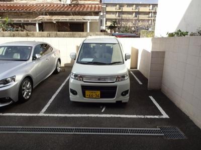 【駐車場】シェール中桜塚