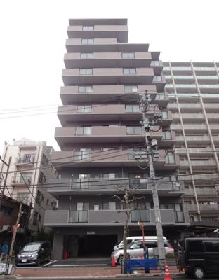 【外観】ライオンズマンション鶯谷第7