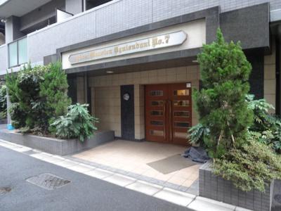 【エントランス】ライオンズマンション鶯谷第7